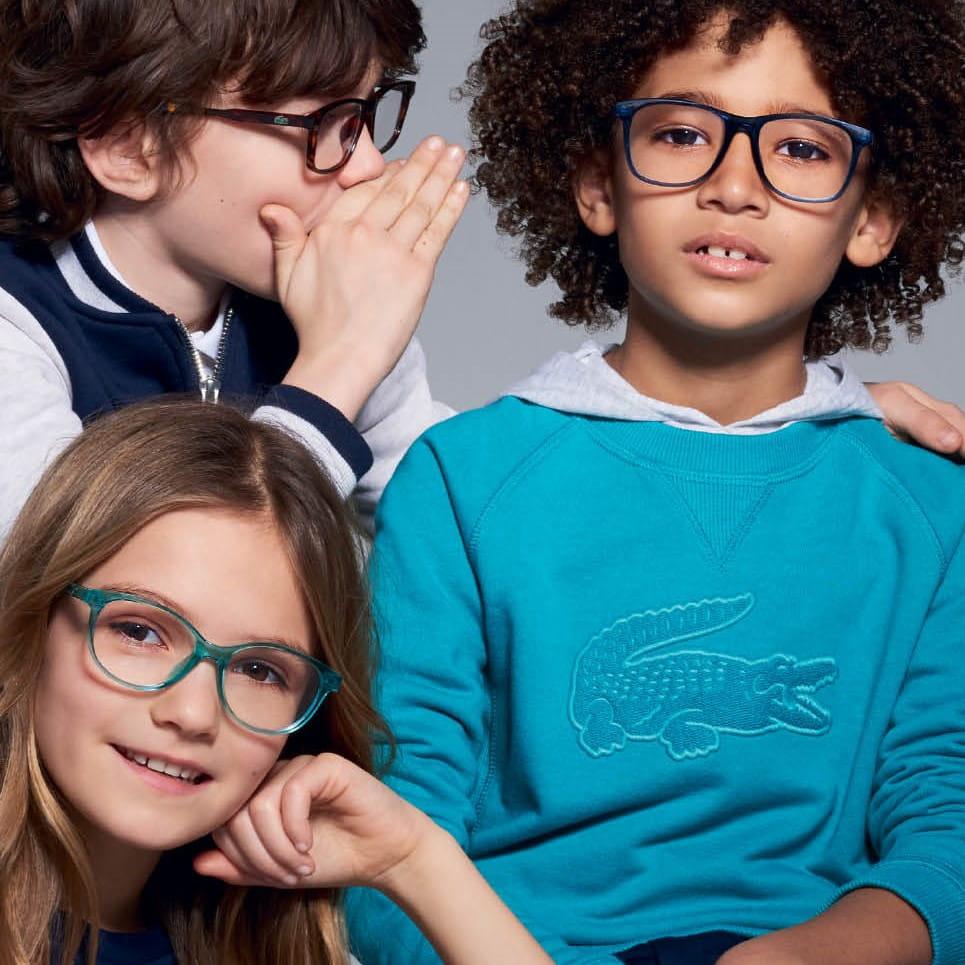 Brillenglazen voor kinderen