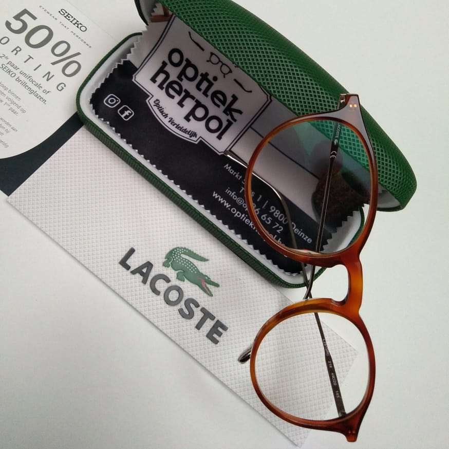 Lacoste Bril